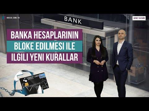 RUSYA'DA BANKA HESAPLARININ BLOKE EDİLMESİ