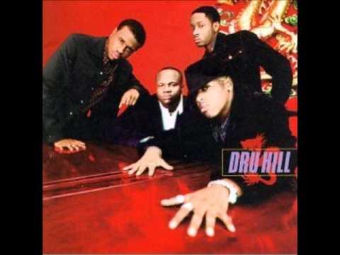 Dru Hill - All Alone