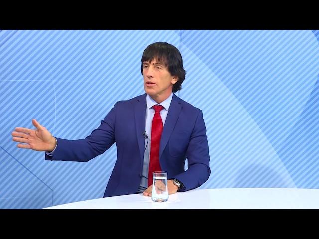 Актуальное интервью с Сергеем Шарковым за 25 февраля 2019