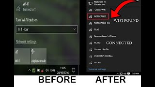 How to Fix Windows Wifi Wont Turn ON - ( SOLVED) 100% Fix