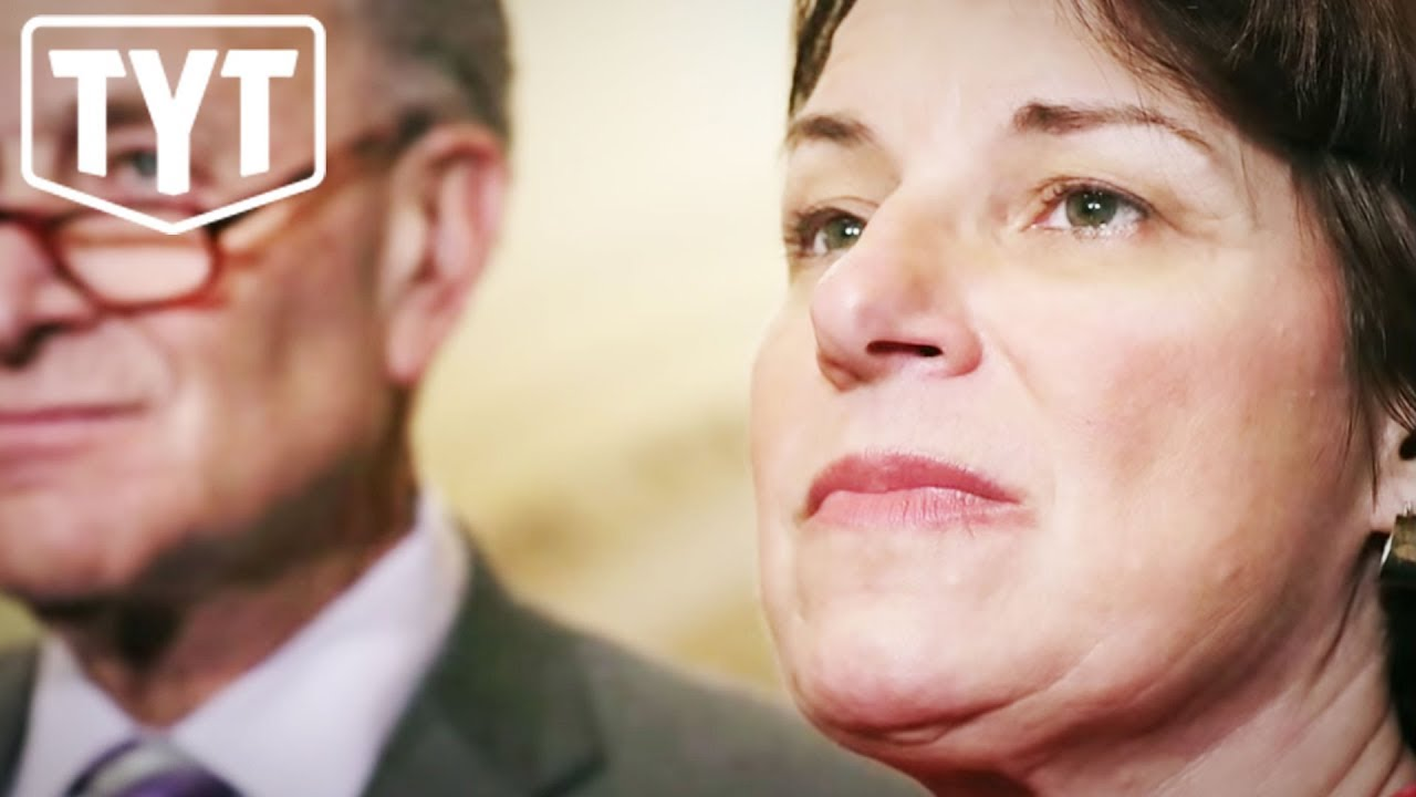 Cenk Uygur Admits He Was Wrong About Amy Klobuchar Predictions thumbnail