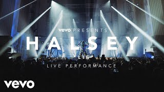 Music video by Halsey performing Lie (Vevo Presents). 2017 On Thursday, June 1, at the MacArthur in L.A., Halsey gave the first ...