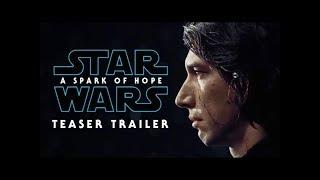 "Star Wars 9 - Parody Teaser Trailer - ""A Spark of Hope"" [HD]"