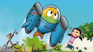 Animação com educação ambiental nos cinemas