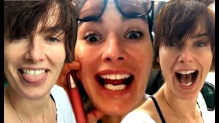 Lena Headey Funny Moments - BEST COMPILATION