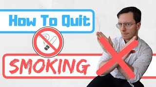 Watch This Before You Quit Smoking - Doctor Explains
