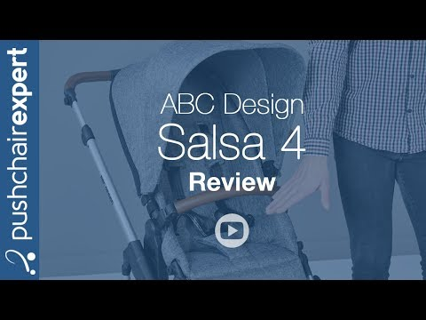 ABC Design Salsa 4 Review – PushchairExpert – Up Close