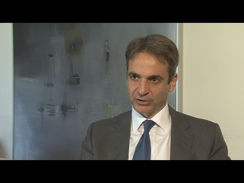 K.Μητσοτάκης: Θεωρώ ότι είμαι ο πιο κατάλληλος για να γίνει η ΝΔ μεγάλη κεντροδεξιά παράταξη