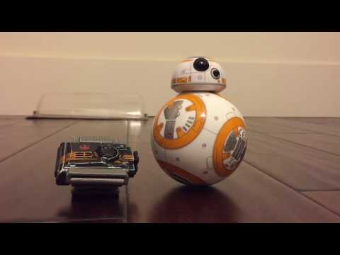 BB-8 Force Band Test