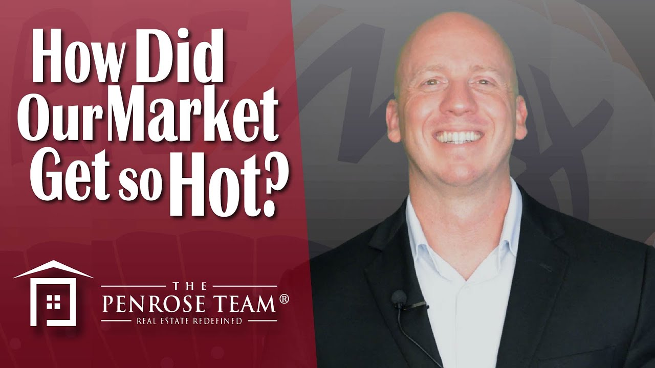 Q: Why Is the Real Estate Market so Hot?