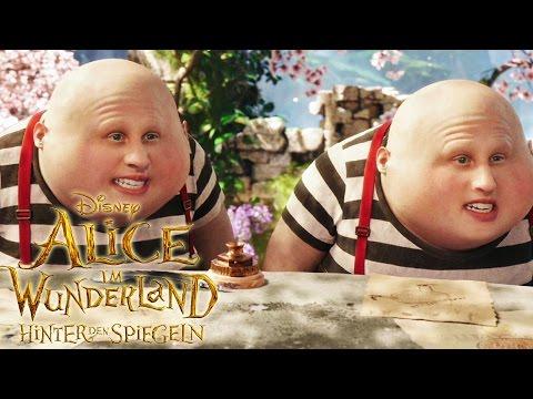 ALICE IM WUNDERLAND: Hinter den Spiegeln - Der Hutmacher ist los! - Disney HD