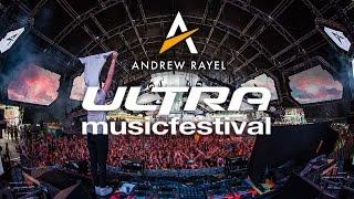 Andrew Rayel - Live @ Ultra Music Festival 2016 / ASOT 750 Miami [AUDIO]
