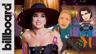 How Dua Lipa Created 'Homesick'   Billboard   How It Went Down