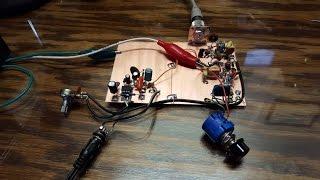 Micro 40 DSB receiver Demo