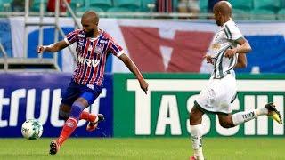 Bahia 1 x 0 Luverdense
