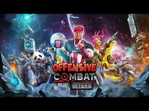 Offensive Combat: Redux! - OFFICIAL LAUNCH TRAILER thumbnail