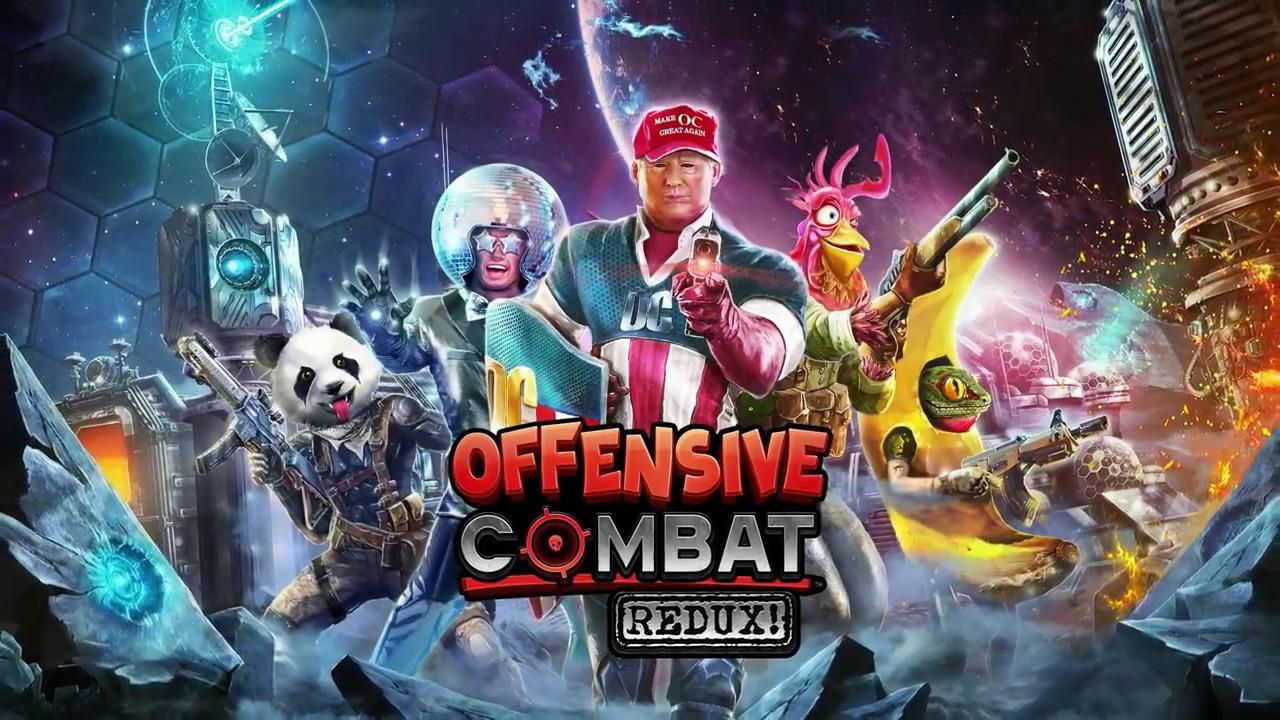 Trailer di Offensive Combat: Redux!