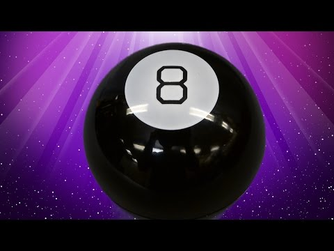 Magic 8 Ball From Mattel Mp3
