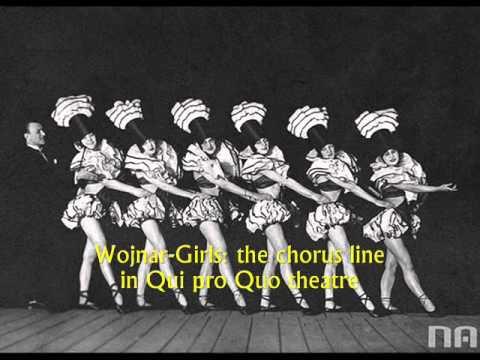 Polish tango: Chór Dana - Głos z daleka (A Voice From Afar), 1930