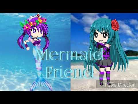 Mermaid Friend Part 1 | Gacha Studio