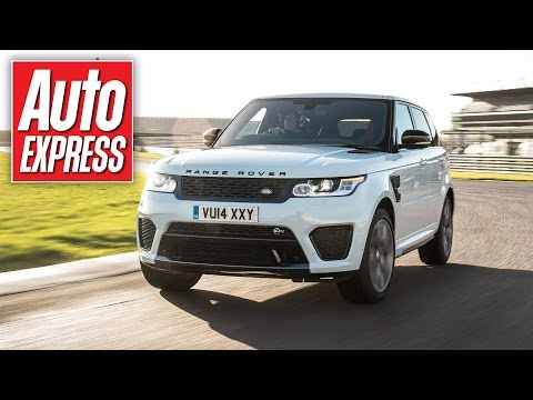 Range Rover Sport SVR: first ride in new 542bhp super-SUV