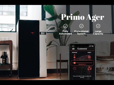 Primo Ager- Professionally Dry-Age Your Own Meat-GadgetAny