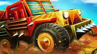 ЗОМБИ САФАРИ Игровой Мульт игра про зомби и машинки для детей Zombie Offroad Safari