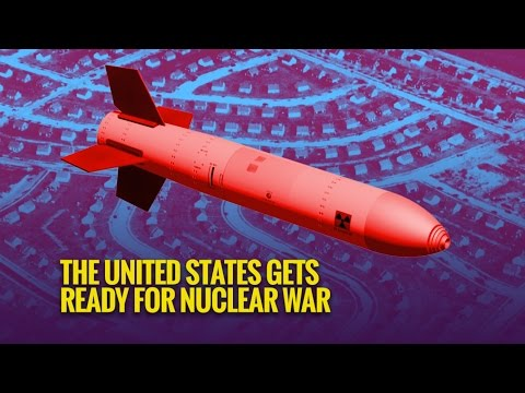 The United States Gets Ready for Nuclear War