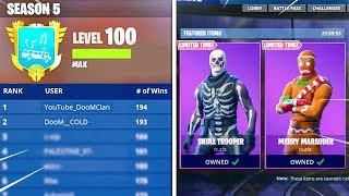 LVL 83 *NEW* GIFTING SKINS System FREE for SUBSCRIBERS! Fortnite MAX Ragnarok & Drift Live Gameplay