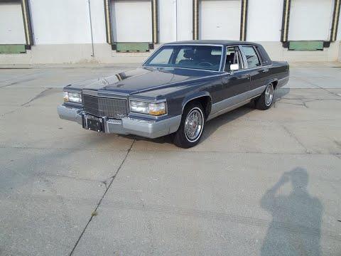 1992 Cadillac Fleetwood (CC-1393239) for sale in O'Fallon, Illinois