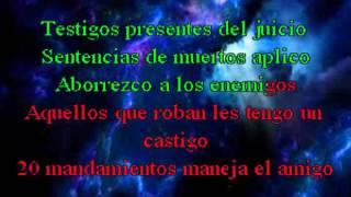 Banda MS karaoke LA ULTIMA SOMBRA con segunda