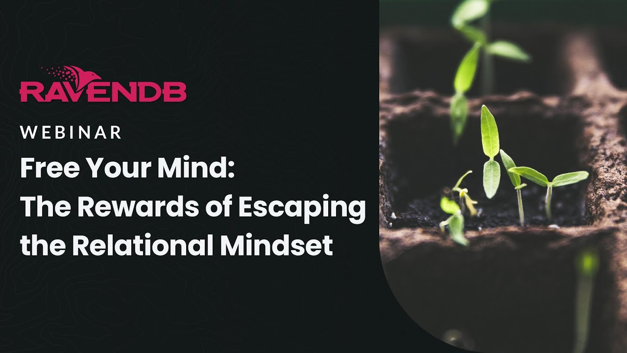 Free Your Mind: The Rewards of Escaping the Relational Mindset