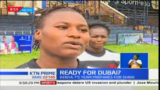 National women's rugby team hopes to leave a lasting impression in the Dubai tournament