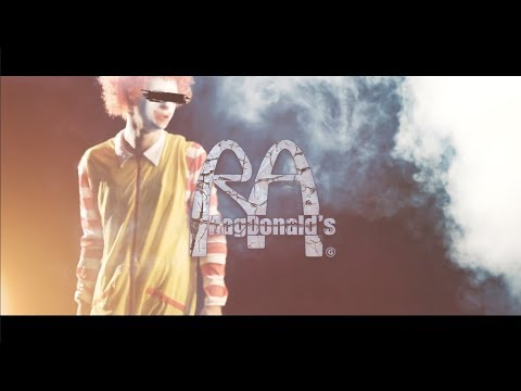 RAG - RagDonald's [Official Music Video]