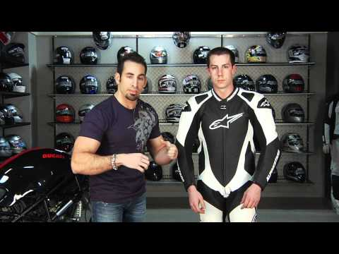Motorcycle Race Suit Guide 2011 at RevZilla.com