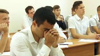 Новый учебный год в Духовной семинарии г.Ставрополь_сюжет