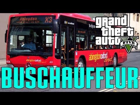 GTA V Online - BUS RACE, BRANDSLANG FUN! (GTA 5 Multiplayer #25)