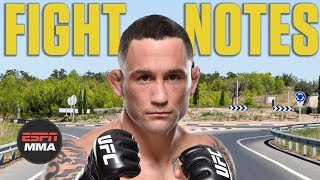 Frankie Edgar's title fight vs. Max Holloway is a fork in the road | UFC 240 | ESPN MMA Fight Notes