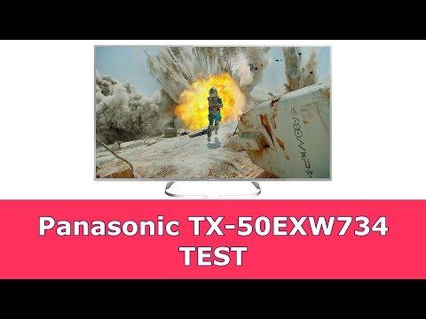 Panasonic TX-50EXW734 Test ✅ ReviewGeekz