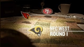 2012 NFL Draft Grades Round 1: NFC West Edition thumbnail