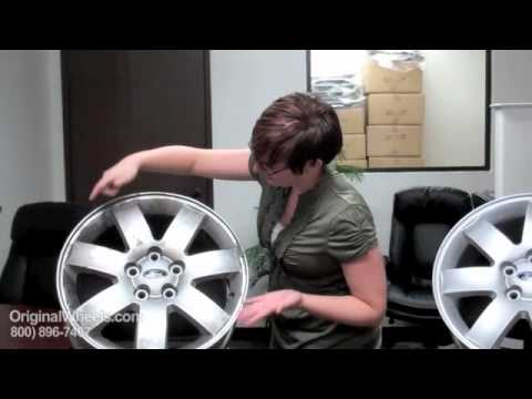 Contour Rims & Contour Wheels - Video of Ford Factory, Original, OEM, stock new & used rim Co.