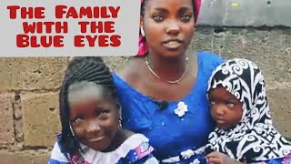 My Husband Abandoned Me And My Daughters Because We Have Blue Eyes. | Temi.O