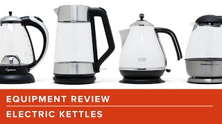 Lisa Reviews Electric Kettles