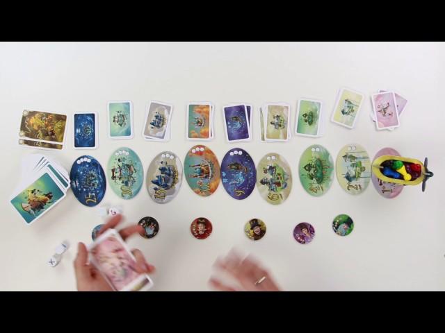 Gry planszowe uWookiego - YouTube - embed WSnmuHd-S3E