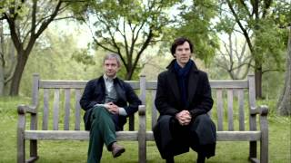 【Sherlock/John】A Happy Marriage ( Cold Humor )