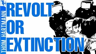 Why Only Rebellion Can Save Mankind From Climate Breakdown (w/ Roger Hallam)
