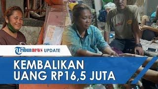 Alasan Haru Wanita Penjual Amplop di Solo Temukan Uang Rp16,5 Juta dan Kembalikan ke Pemilik