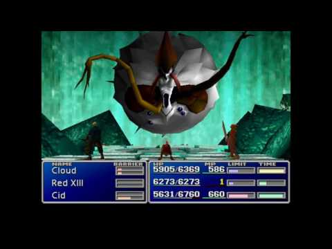 Final Fantasy VII - New Threat Mod v1 4 Playthrough, Part 98: Let's