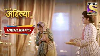 Khanderao Takes His Anger Out At Ahiliya! | Punyashlok Ahilyabai | Episode 115 | Highlights