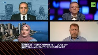 CrossTalk: Demystifying Syria